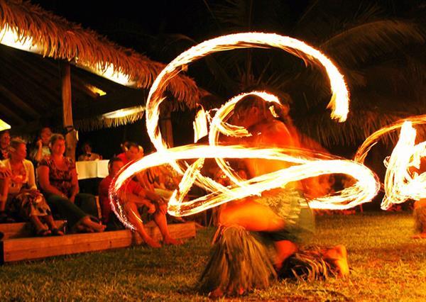 Island Nights on Rarotonga