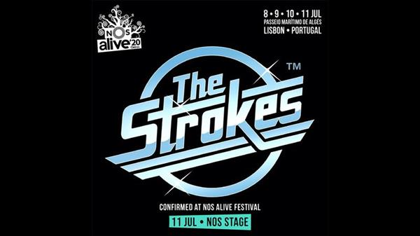 The Strokes festival tickets