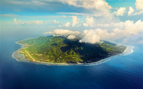Flights to Rarotonga