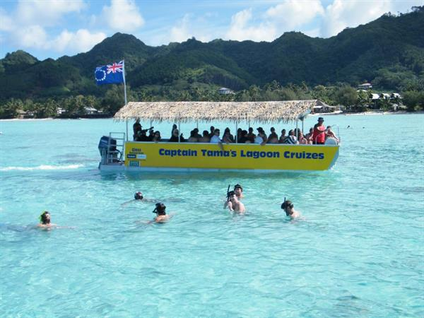 Muri Lagoon Day Cruise