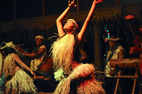 Island Nights on Aitutaki
