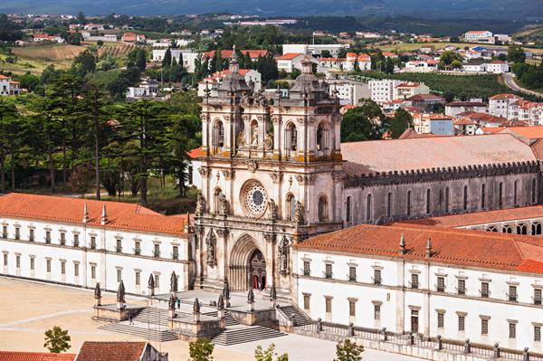 Monasteries of Alcobaça, Vitória & Tomar