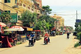 1 night in Siem Reap