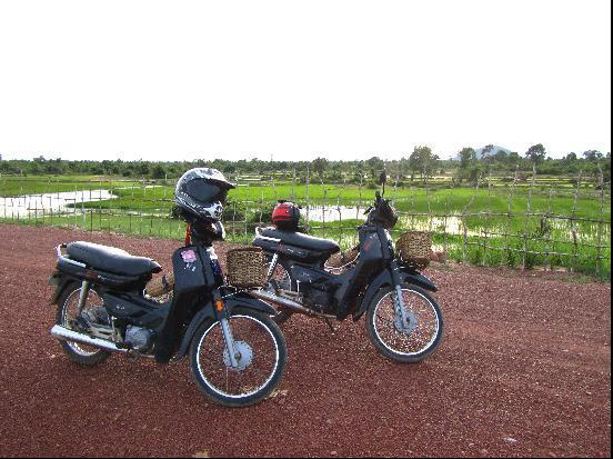 Discover Cambodia by Moto (Day Trip)