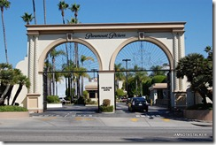 Paramount Pictures Studio Tour