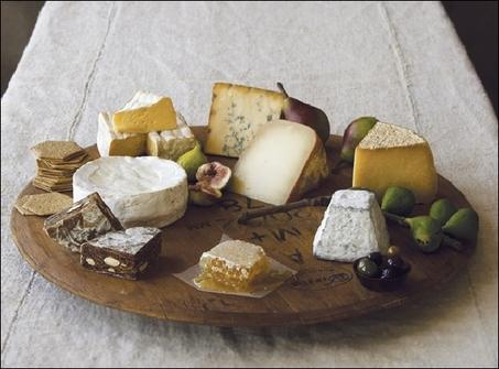 Tuscan Cheese Tasting