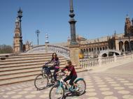 Bike Tour in Seville