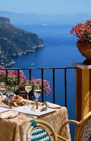 Romantic Dinner in Ravello
