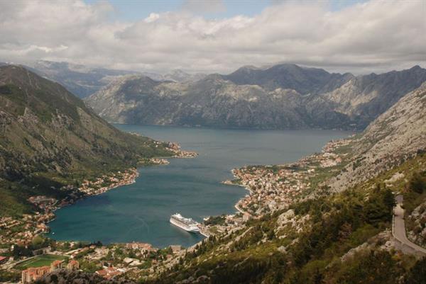 Day trip to Montenegro