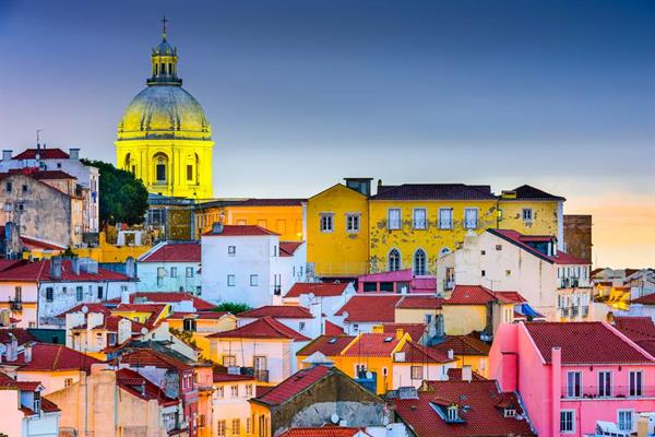 Accomodation in Lisbon and the Algrave region