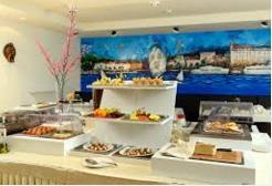 A Kings Breakfast in Split