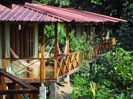 Eco Lodge in the Amazon,  Peru