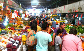Santiago Food and Market Tour