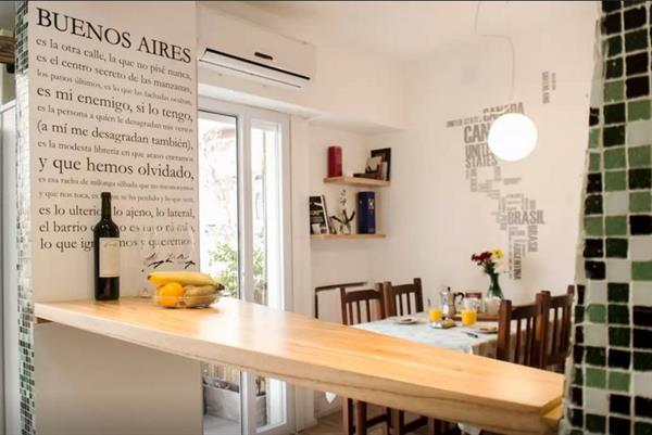 Accomodation in Buenos Aires