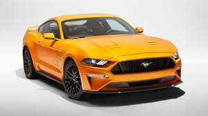 Car Hire Miami - Mustang