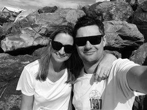 Aleisha + Scott - Honeymoon registry Hawaii