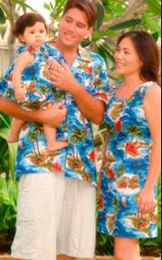 Family Hawaiian Shirts