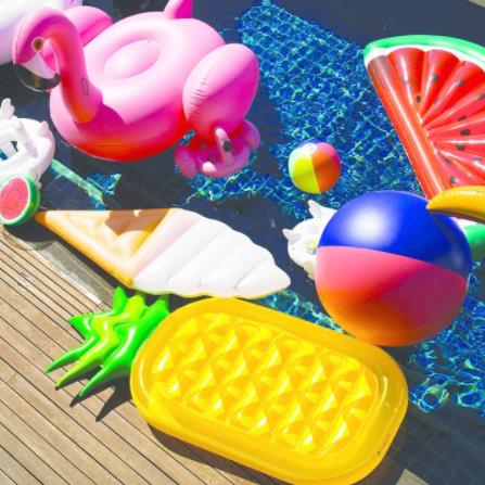 Holiday essentials - Pool Inflatables !!
