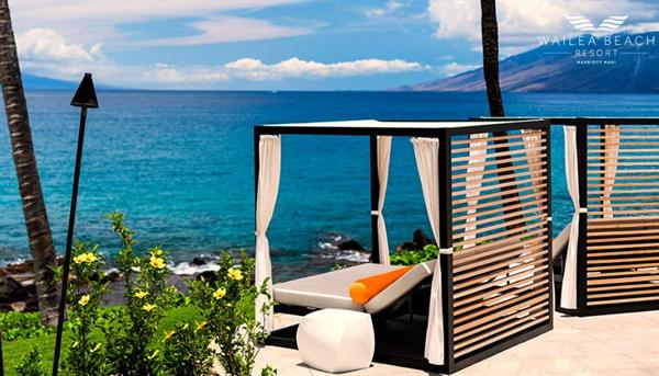 Cabana at Wailea Beach Resort