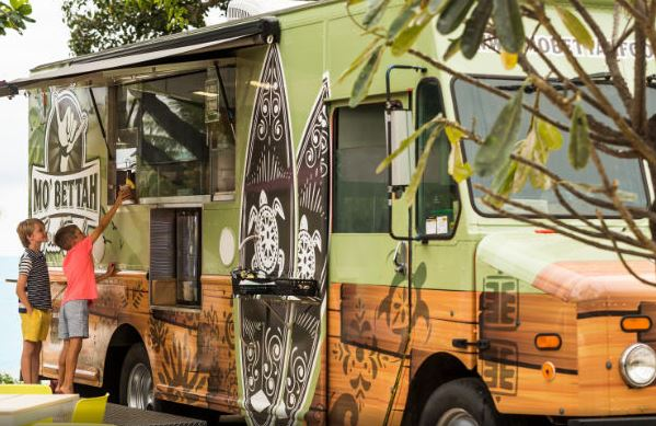 Mo Bettah Food Truck - Maui