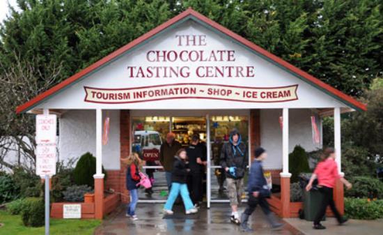 Lunch & Chocolate tasting...! Devonport