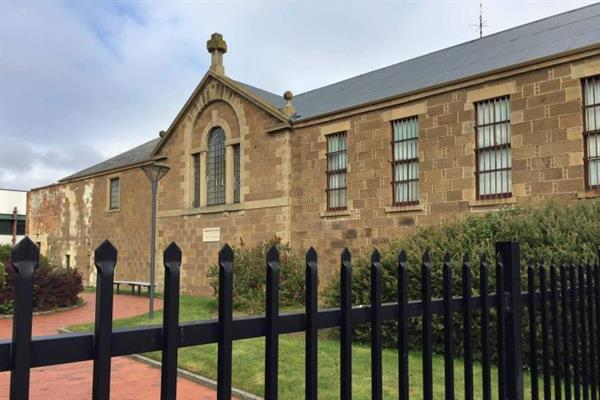 The Tench (Penitentiary Chapel Historic Site)