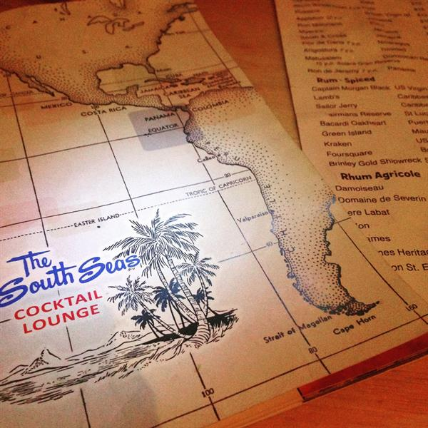 The South Sea Cocktail Lounge
