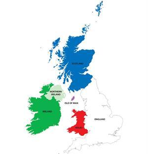 Alex's UK Trip - Gift registry London, Scotland, Dublin Ireland