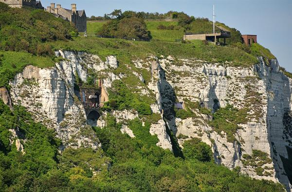 Train Ticket to the White Cliffs of Dover