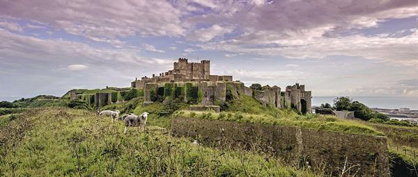 Admission to Dover Castle including Tour of Secret Wartime Tunnels