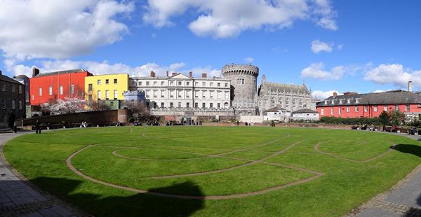 Admission to Dublin Castle