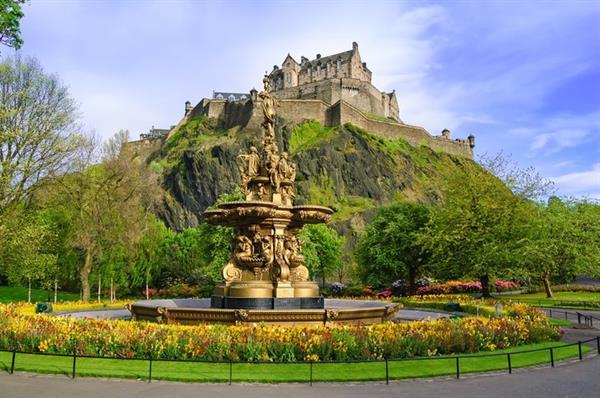 Admission to Edinburgh Castle