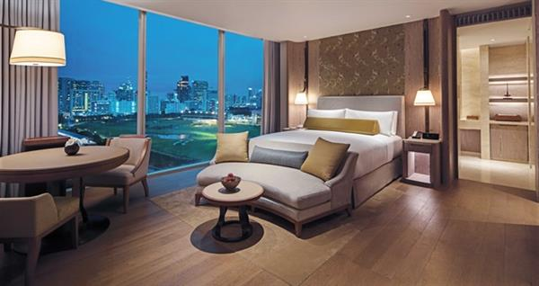 Hotel for a night in Singapore