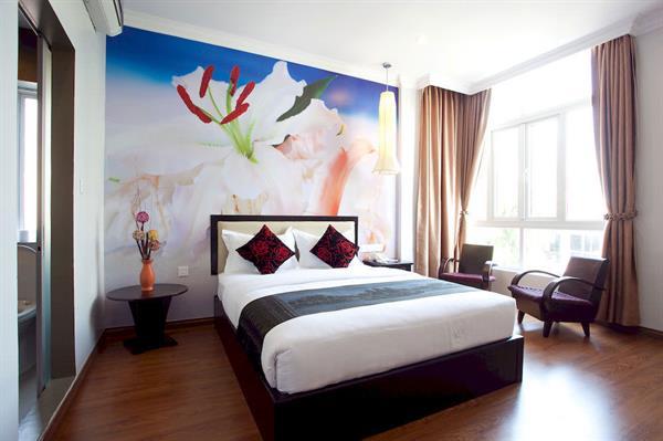 Hotel for a night in Thailand/Cambodia/Vietnam
