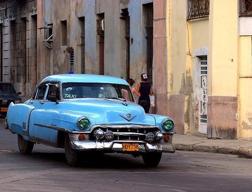 Havana Cadillac Tour