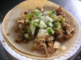 Mexican street snacks