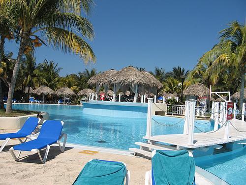 Cuban coast accommodation