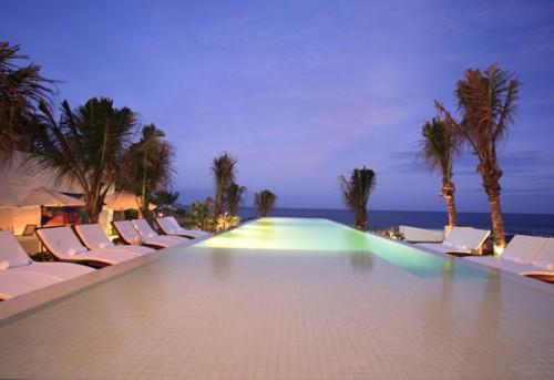 Night at Hotel Secreto, Isla Mujeres