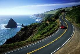 Rent-a-Car: Pacific Coast Highway Drive