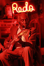 A Night of Blues at Red's Lounge