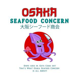 Visiting Osaka Seafood Concern