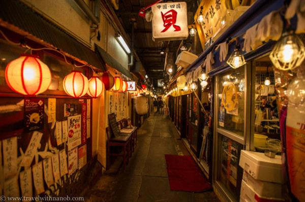 Izakaya Sake Experience