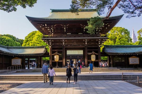 Parks, Museums, Garden and Shrine Entry