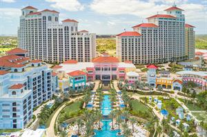 Amanda Church and Darryl Eaton Wedding  - Honeymoon registry Grand Hyatt Baha Mar