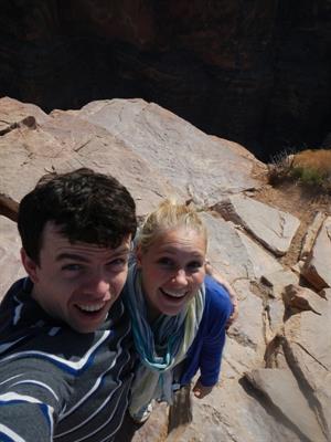 Amanda and Anthony Honeymoon - Honeymoon registry Italy, Greece, Turkey and Singapore