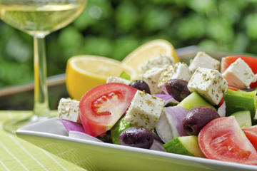 Santorini Wine and Cooking Class