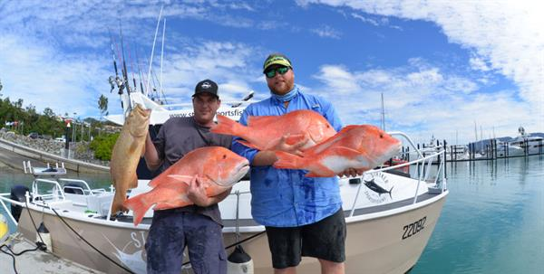 Airlie Beach Fishing Charters