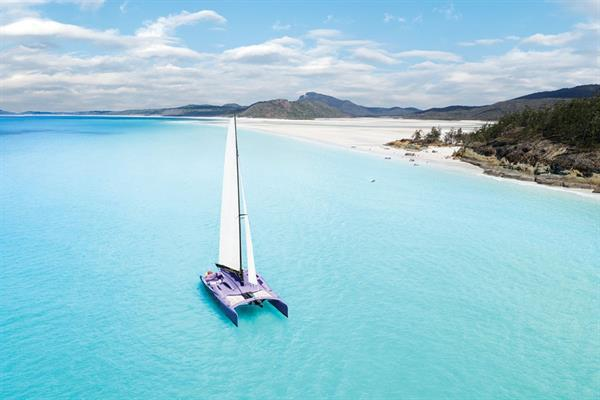 Camira Sailing Adventure - Full Day Tour, All Inclusive Around Whitsunday's