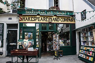 Trip to Shakespeare's Book Shop