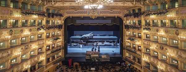 A Tour of Teatro La Fenice – The Venice Opera House
